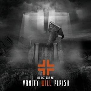 Les Anges De La Nuit - Vanity Will Perish - CD NEU