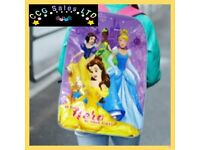 Official Disney Princess Character Ex-Large School Backpack