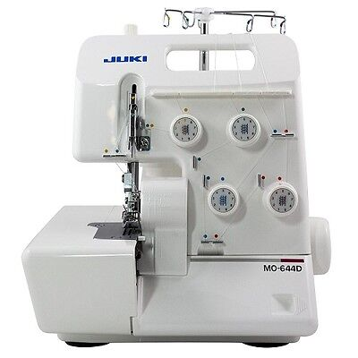 Juki MO-644D 2-needle, 2/3/4 Thread Serger Portable Overlock