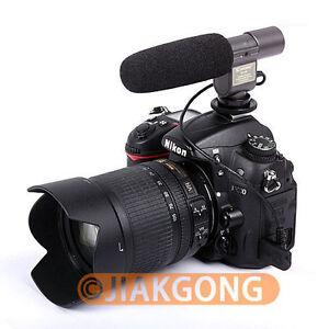SG-108-Stereo-Shotgun-Microphone-for-CANON-NIKON-PENTAX-OLYMPUS-PANASONIC-D-SLR