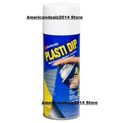 Plasti Dip Spray White 11207-6