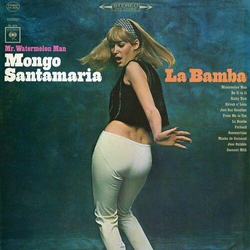 Mongo Santamaria - Mr. Watermelon Man [New CD]