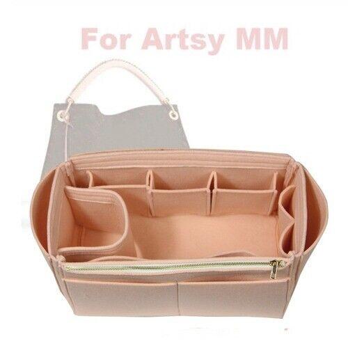 Minimalist Nordic Style Makeup Handbag Organizer Travel Inne