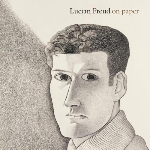 On Paper (Hardcover), Freud, Lucian, 9780224076937