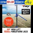 Steel Automotive High Lift Jacks Stands