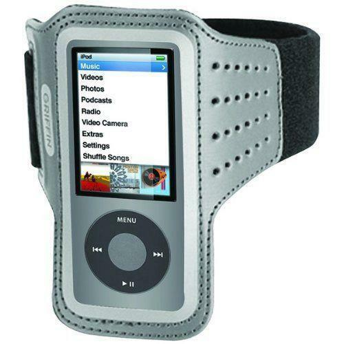 ipod nano 5th generation armband ebay. Black Bedroom Furniture Sets. Home Design Ideas