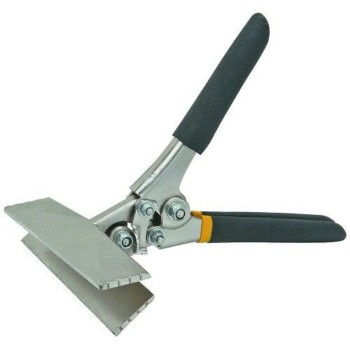 Straight Sheet Metal Former Bender Bending Hand Tool Form Edge Seamer Seaming