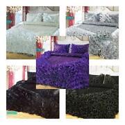 Luxus Bettüberwurf