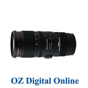 New Sigma APO 50-150mm F2.8 EX DC OS HSM for Nikon 1 Yr Au Wty