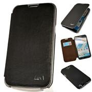Samsung Galaxy Note N7000 Leather Cover