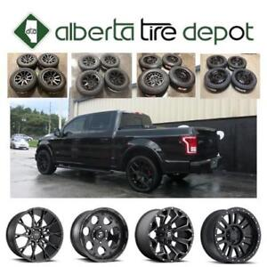 LOWEST PRICE WINTER MT AT Tire Rims FORD 150 F250 F350 285/70R17 265/70R17 265/70R18 275/65R18 285/65R18 285/60R18 33x12