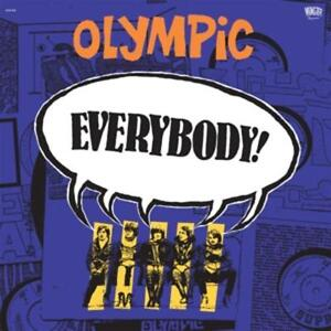 olympic - everybody !   CD (munster label ) papersleeve edition