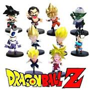 Dragon Ball Z Action Figures Lot