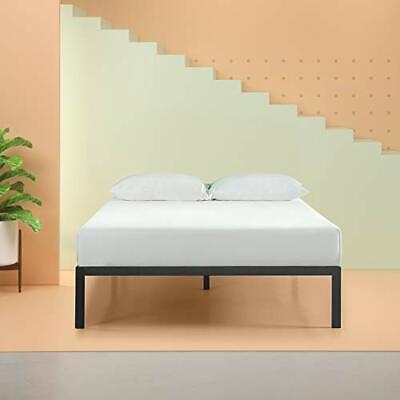 Zinus Mia Modern Studio 14 Inch Platform 1500 Metal Bed Fram