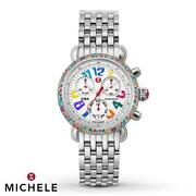 Michele Carousel Watch
