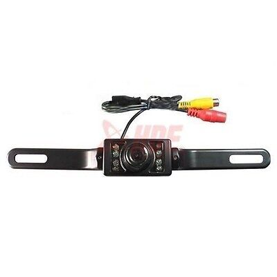 Car Rear View Mount Backup Parking Camera Waterproof Night Vision 7 Led Cmos
