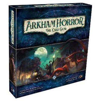Arkham Horror The Card Game Core Set Ffg Fantasy Flight Games Lcg New Sealed