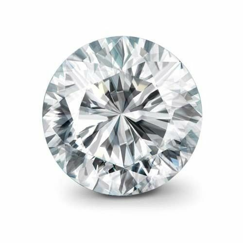3.01 carat Loose Round Natural Diamond I color VS2 clarity w/ GIA certificate