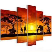Leinwand Bilder XXL Afrika