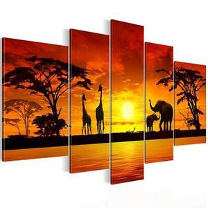afrika bilder g nstig online kaufen bei ebay. Black Bedroom Furniture Sets. Home Design Ideas
