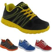 Mens Yellow Trainers