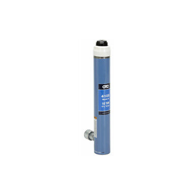 Hydraulic 10-ton Single Acting Cylinder Ram 10-18 Stroke Otc Tools 4105a