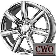 18 Mercedes Chrome Wheels