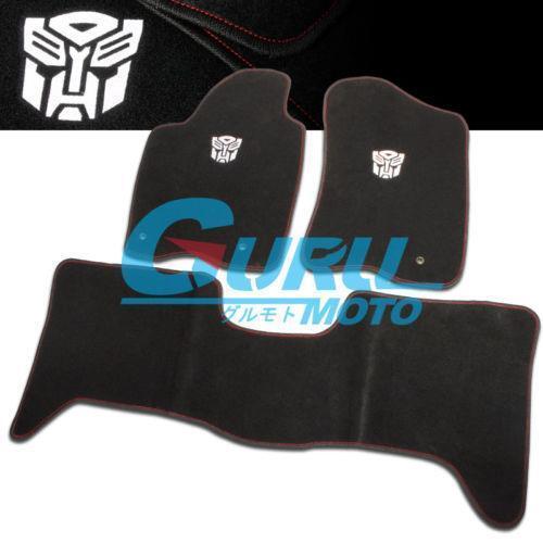 Transformers Floor Mats Ebay