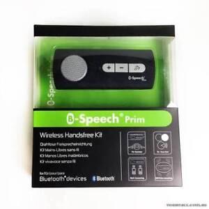 B-Speech Prim (Wireless Handsfree Bluetooth Device)