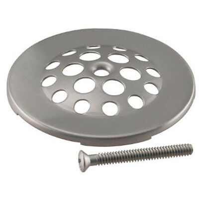 (Gerber Style Tub Grid Strainer Chrome Plated with screw)