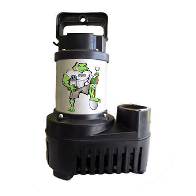 Anjon Big Frog Eco-Drive 5500 Pump - 5500 GPH