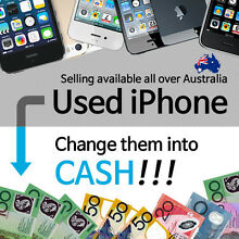 Sell your used iPhone ! Strathfield Strathfield Area Preview