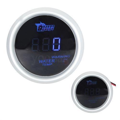 Led Automotive Gauges : Car gauges mm ebay