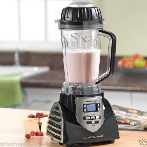 Montel Williams Living Well Blender Ebay