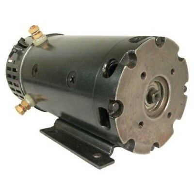 NEW 24 VOLT ELECTRIC PUMP MOTOR HALDEX 24V Ohio Motors Barnes Hydraulic