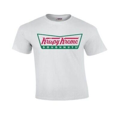 Krispy Kreme Donut T Shirt All Sizes Dunkin Tee Doughnut Humor Coffee Logo Cop](Cop Shirt)