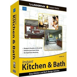 Kitchen Design Program Free on Turbo Floor Plan 3d Instant Kitchen   Bath Design  Turbofloorplan