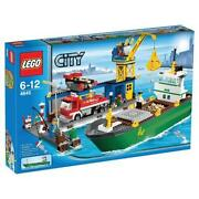 Lego Harbour