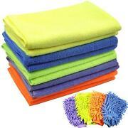 100 Microfibre Cloths