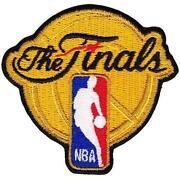 NBA Finals Patch