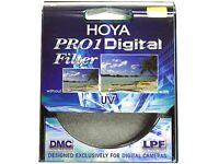 Hoya Pro 1 52mm multicoated UV Filter