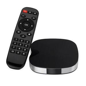 Top of the line android tv box loaded with everythig you need