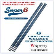 Cast Iron Welding Rods