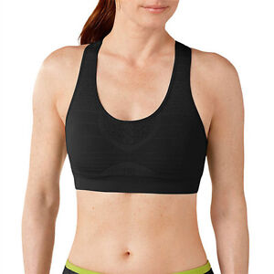 Smartwool Phd Seamless Racerback Bra NWT, Medium