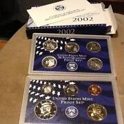 Complete State Quarter Proof Set