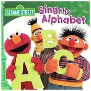 Sesame Street Sing The Alphabet