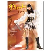 Ladies Pirate Fancy Dress Costumes