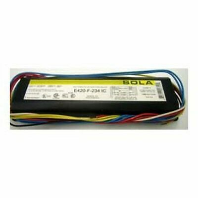 Replacement Ballast For International Lighting E420-f-234-ic