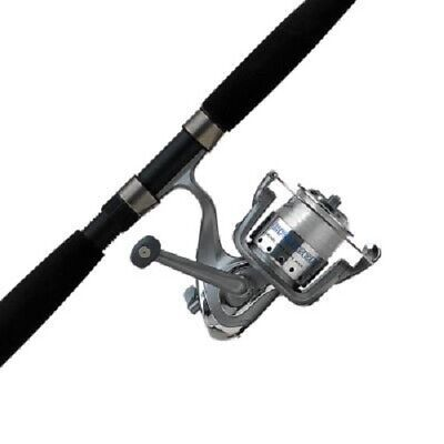Abu Garcia Cardinal Bruiser Spinning Reel & Fishing Rod Combo Saltwater Catfish