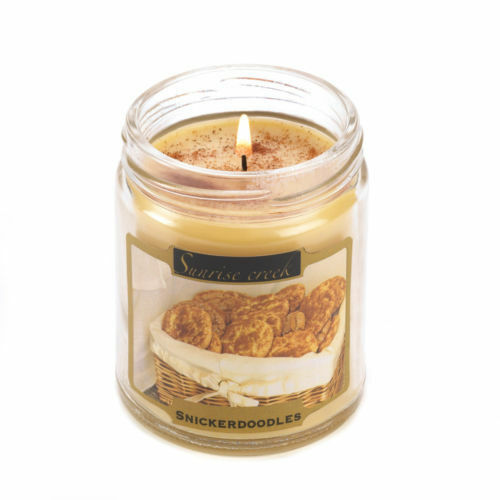 Cookie Scented Indoor Candles